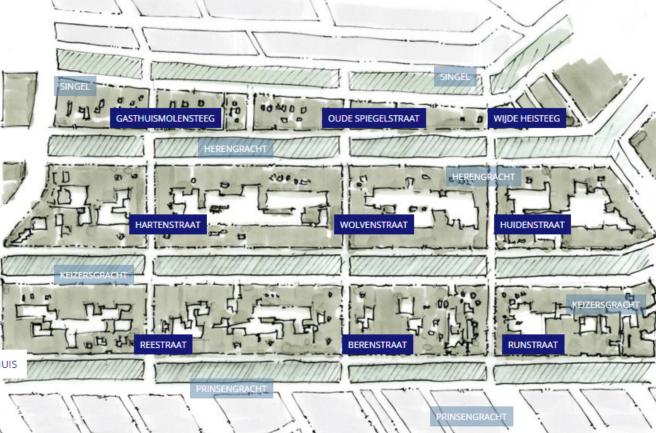 9 straatjes amsterdam openingstijden