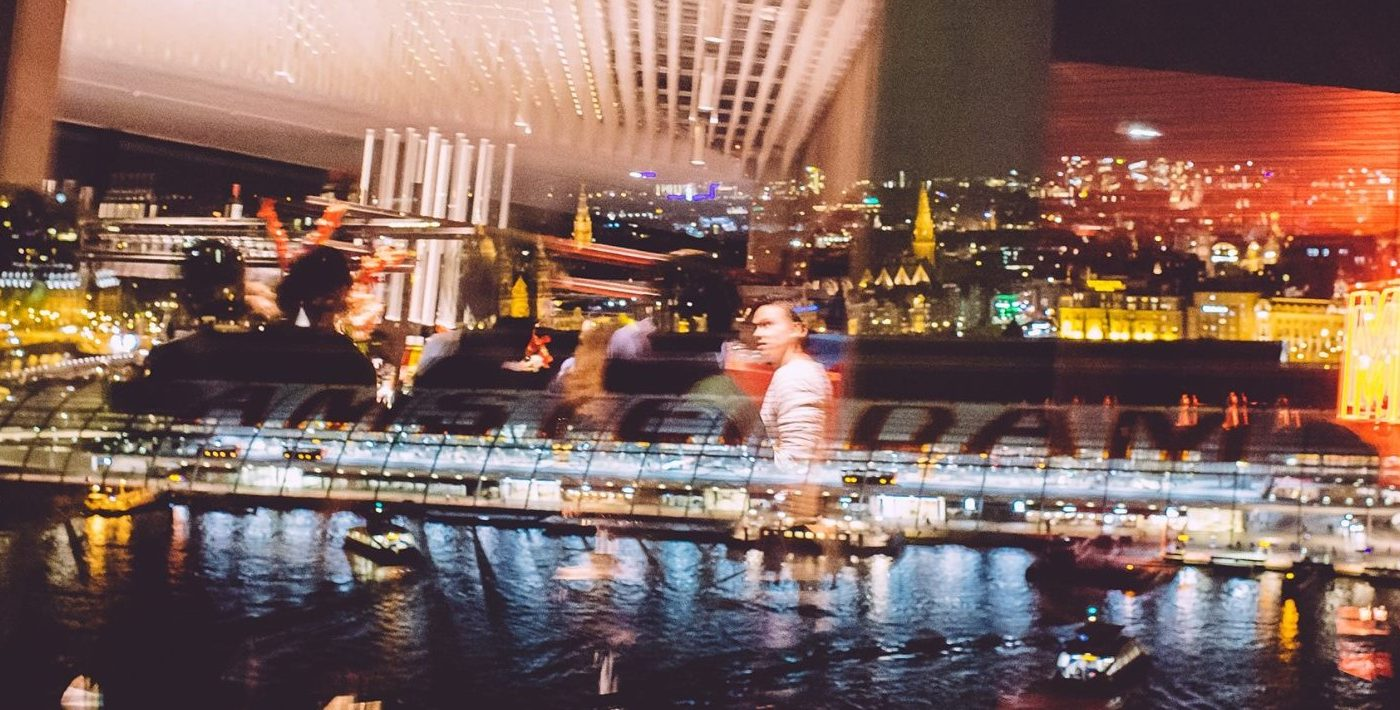The Best Rooftop Bars in Amsterdam | Qbic Guides to Amsterdam