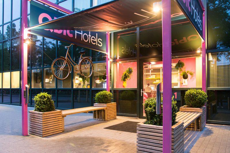 Qbic Hotel Amsterdam Wtc Cheap Design Hotel Amsterdam