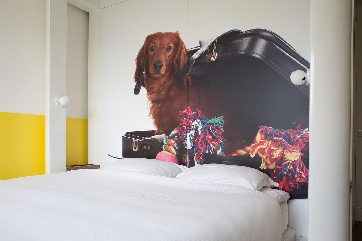 Qbic Hotel WTC Amsterdam room