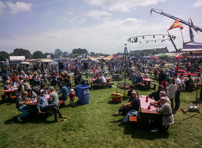De Rollende Keukens : Events in amsterdam to visit during festival season amsterdam wtc