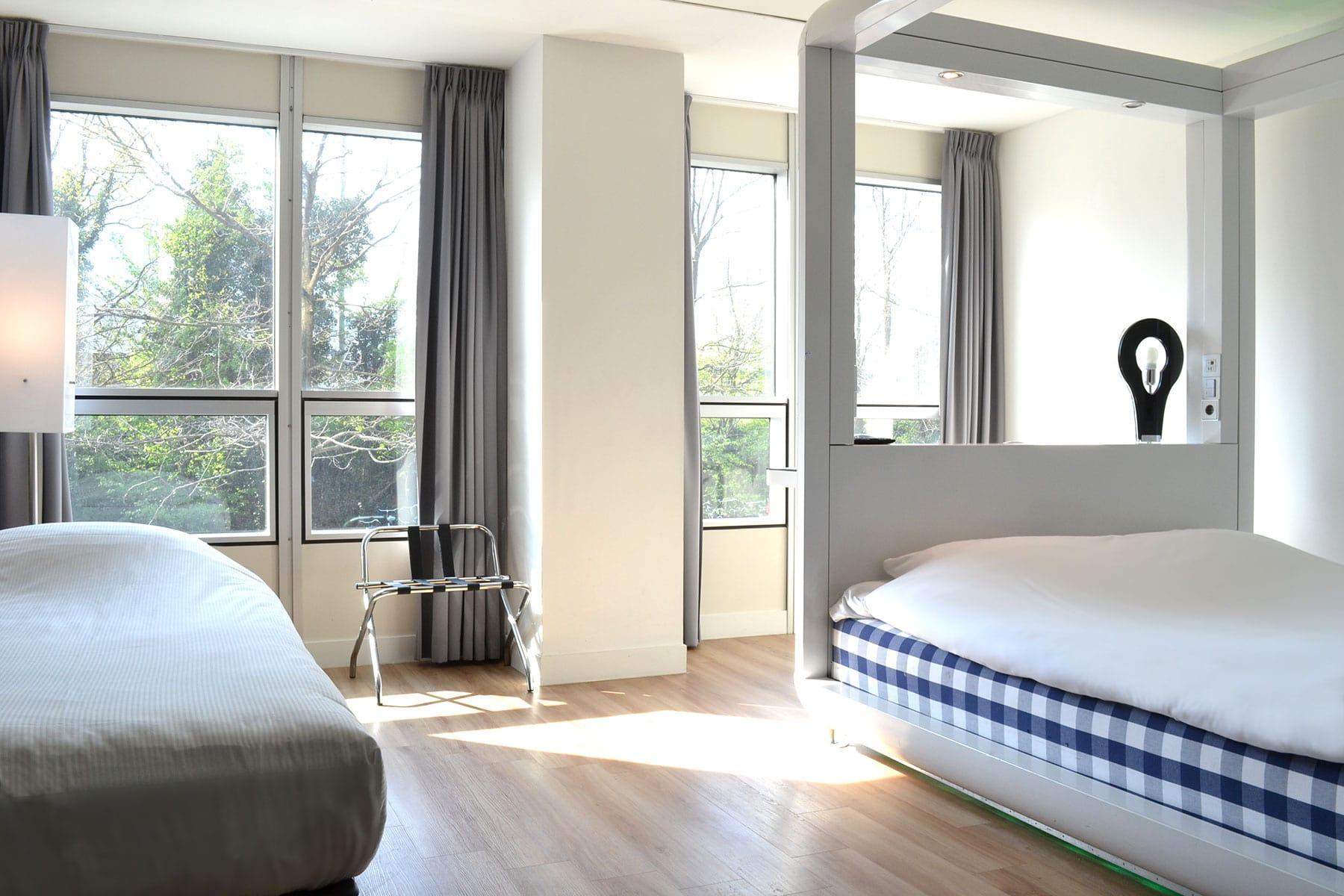 Qbic Hotel Amsterdam WTC: Cheap Design Hotel Amsterdam